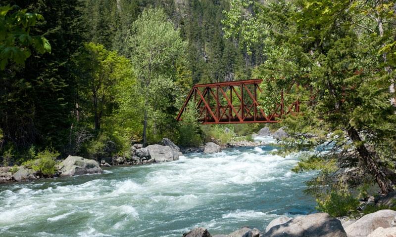 Leavenworth Washington Rivers