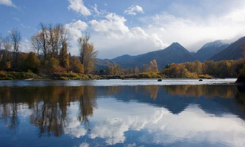 River Leavenworth Washington
