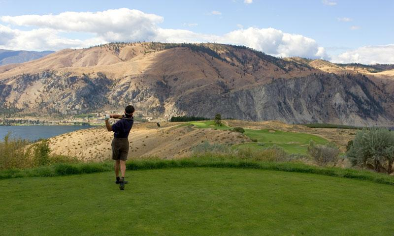 Golf Course in Washington