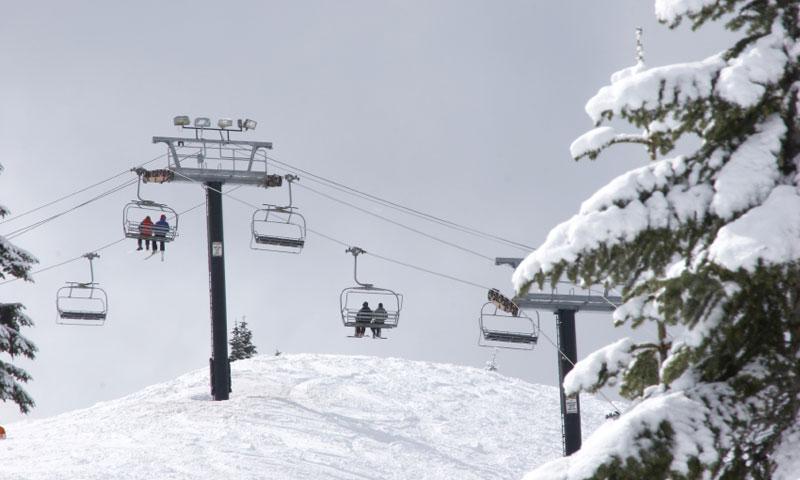 Stevens Pass Ski Resort