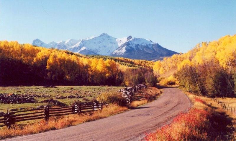 Hotels Telluride Colorado Area